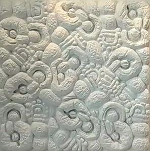 Honouring 1000 Year Old Maya Culture Motive #1