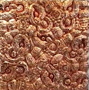 Honouring 1000 Year Old Maya Culture Motive #2