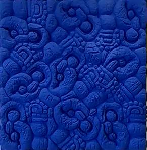 Honouring 1000 Year Old Maya Culture Motive #3