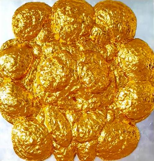 Mandala With Holy Mother Earth Goddess